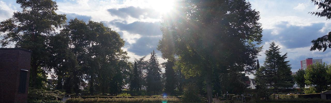Über-uns Friedhofzweckverband
