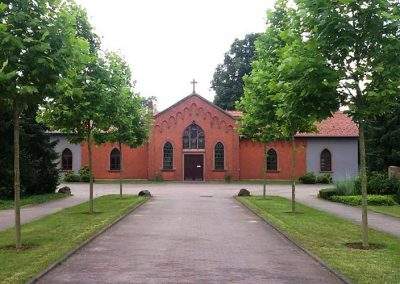 Alter Friedhof Neu-Isenburg